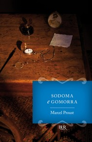 Alla ricerca del tempo perduto. Sodoma e Gomorra - vol. 4 - copertina