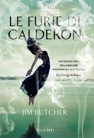 Le furie di Calderon - copertina