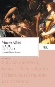 Saul. Filippo - copertina