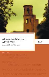 Adelchi - copertina