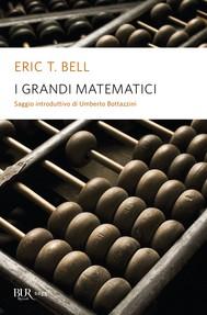 I grandi matematici - copertina