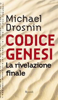 Codice genesi. La rivelazione finale - copertina
