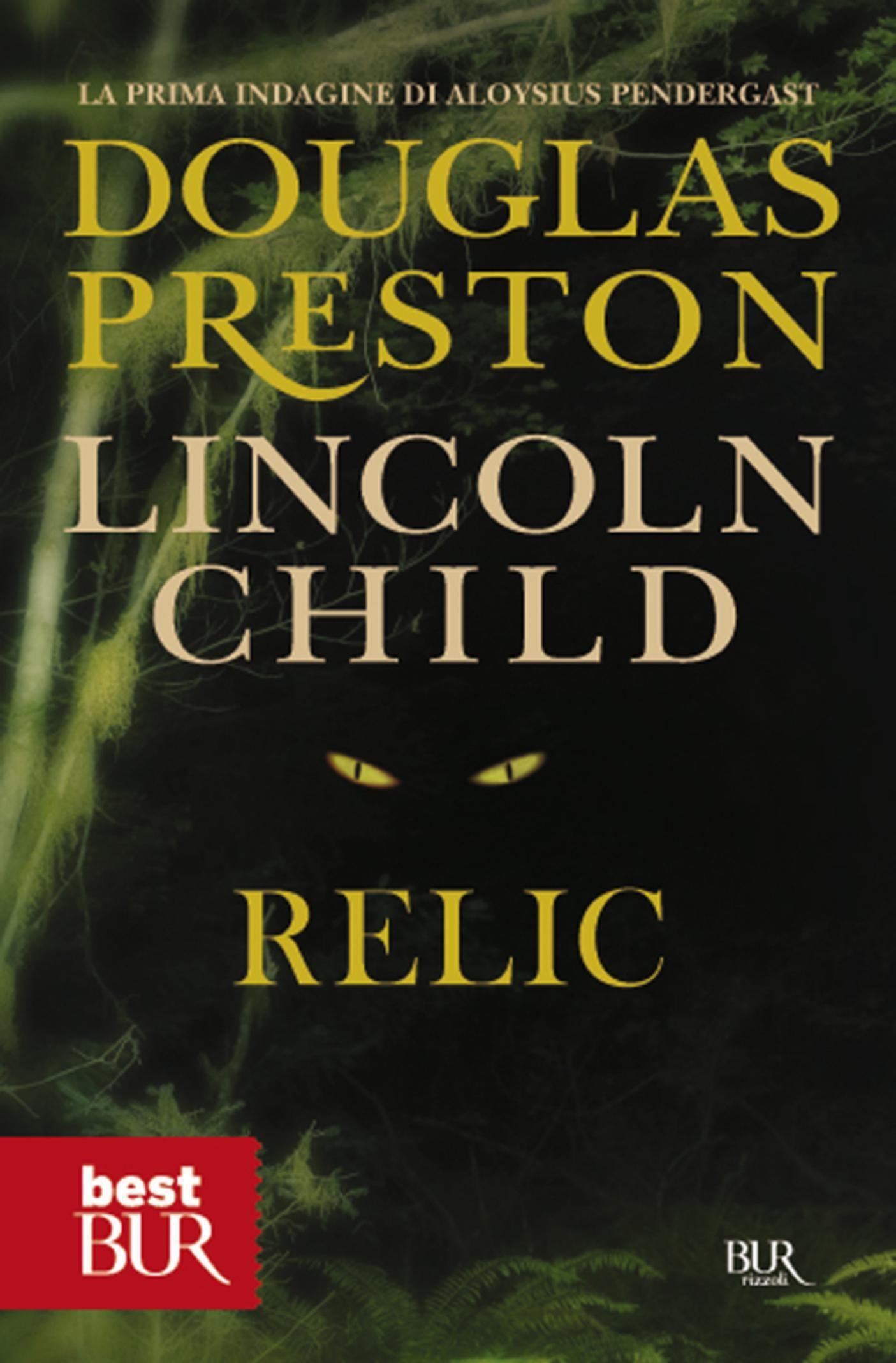 Book Cover Images Api : Relic versione italiana lincoln child douglas preston