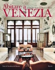Abitare a Venezia - copertina