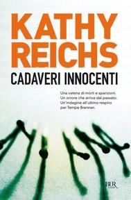 Cadaveri innocenti - copertina