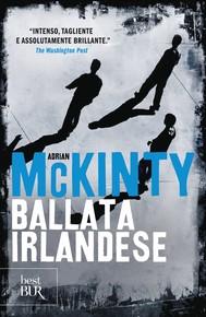 Ballata irlandese - copertina