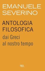 Antologia filosofica - copertina