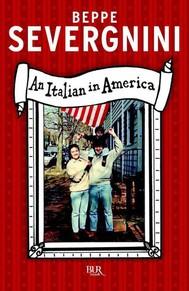 An italian in America - copertina