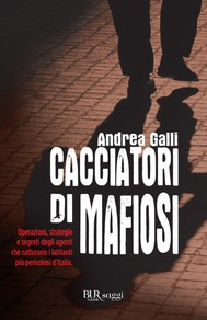 Cacciatori di mafiosi - copertina