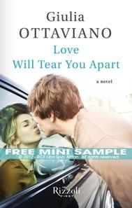 Love Will Tear You Apart - copertina