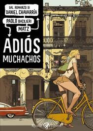 Adiós Muchachos - copertina