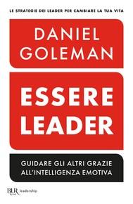 Essere leader - copertina