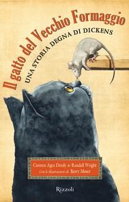 Il gatto del Vecchio Formaggio - copertina