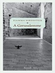 A Gerusalemme - copertina