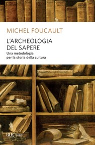 L'archeologia del sapere - copertina