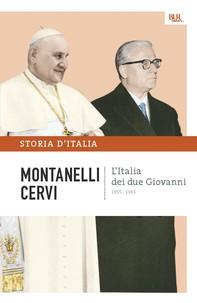 L'Italia dei due Giovanni - 1955-1965 - Librerie.coop