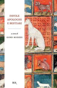 Favole, apologhi e bestiari - copertina