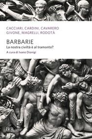 Barbarie - copertina