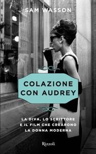 Colazione con Audrey - copertina