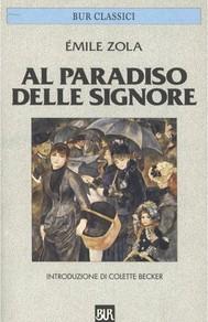 Al Paradiso delle signore - copertina