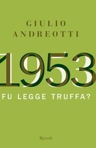 1953 - copertina