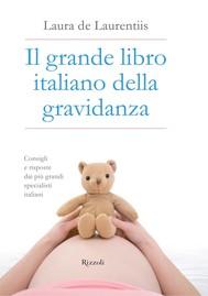 Il grande libro italiano della gravidanza - copertina