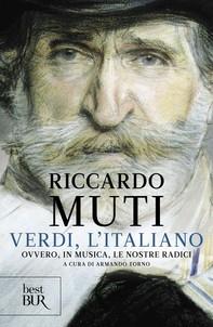 Verdi, l'italiano - Librerie.coop