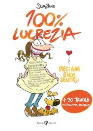 100% Lucrezia - copertina