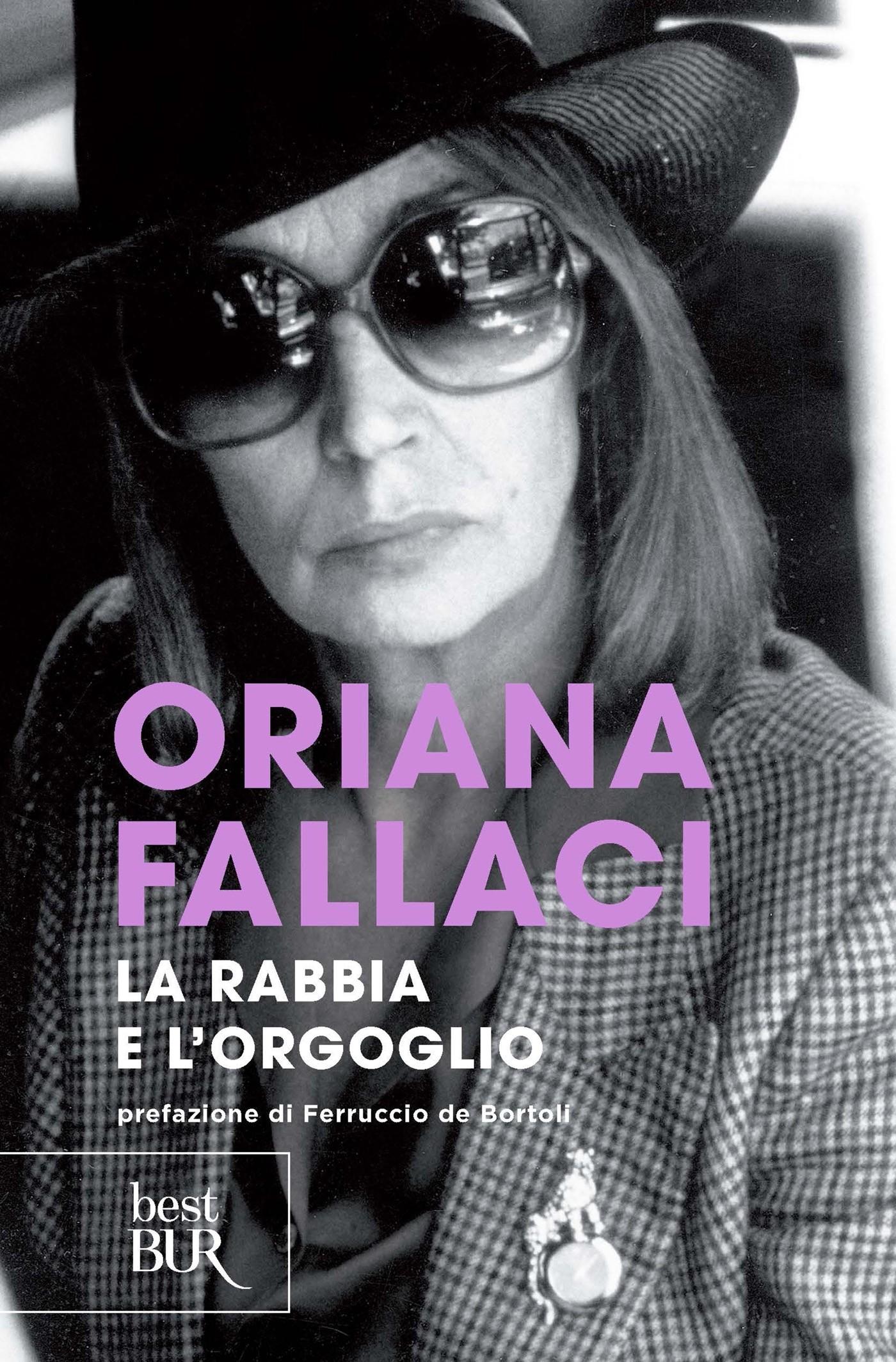 La Rabbia E L'orgoglio Ebook Di Oriana Fallaci
