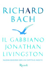 Il gabbiano Jonathan Livingston - copertina