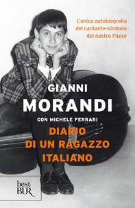 Diario di un ragazzo italiano - Librerie.coop
