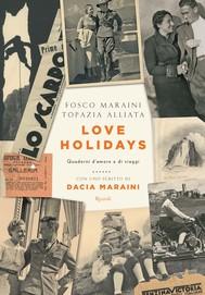 Love holidays - copertina