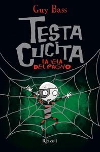 TestaCucita - 4. La tela del ragno - Librerie.coop