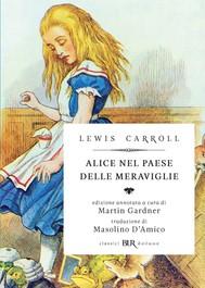 Alice nel Paese delle meraviglie - copertina