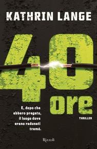 40 ore - copertina