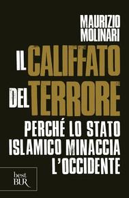 Il Califfato del terrore - copertina
