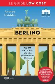 Berlino low cost - copertina