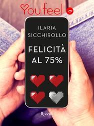 Felicità al 75% (Youfeel) - copertina