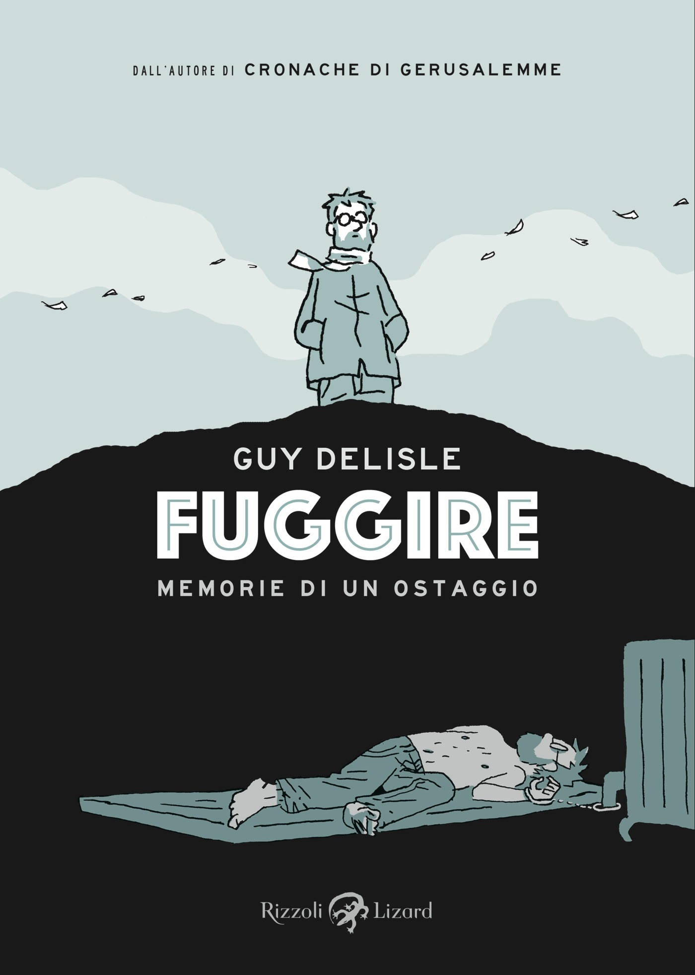Fuggire Ebook Di Guy Delisle