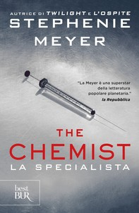 The chemist. La specialista - Librerie.coop