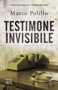 Testimone invisibile - Librerie.coop