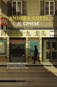 Il cinese (Nero Rizzoli) - copertina
