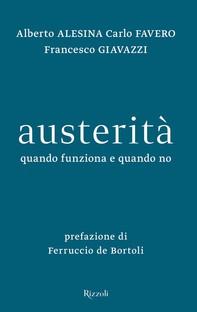Austerità - Librerie.coop