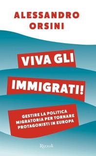 Viva gli immigrati! - Librerie.coop