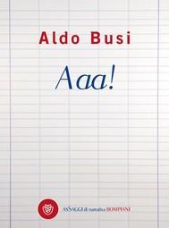 Aaa! - copertina