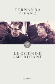 Leggende americane - copertina