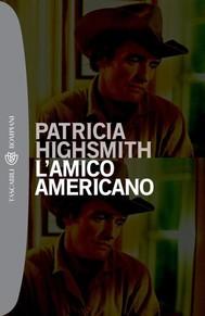 L'amico americano - copertina