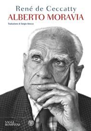 Alberto Moravia - copertina