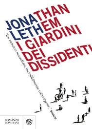 I Giardini dei dissidenti - copertina
