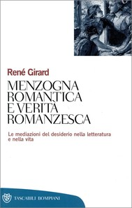 Menzogna romantica e verità romanzesca - copertina